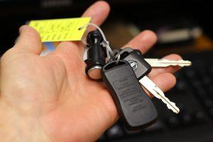 llaves perdidas